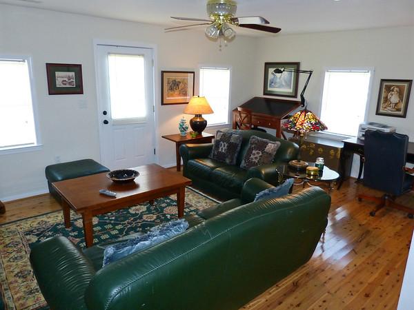 River House Guest Cottage 2012